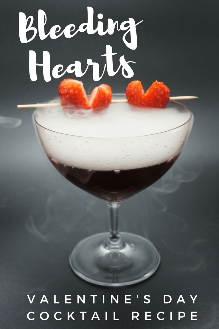 Valentines Day Cocktail Recipe Wish Farms Berries