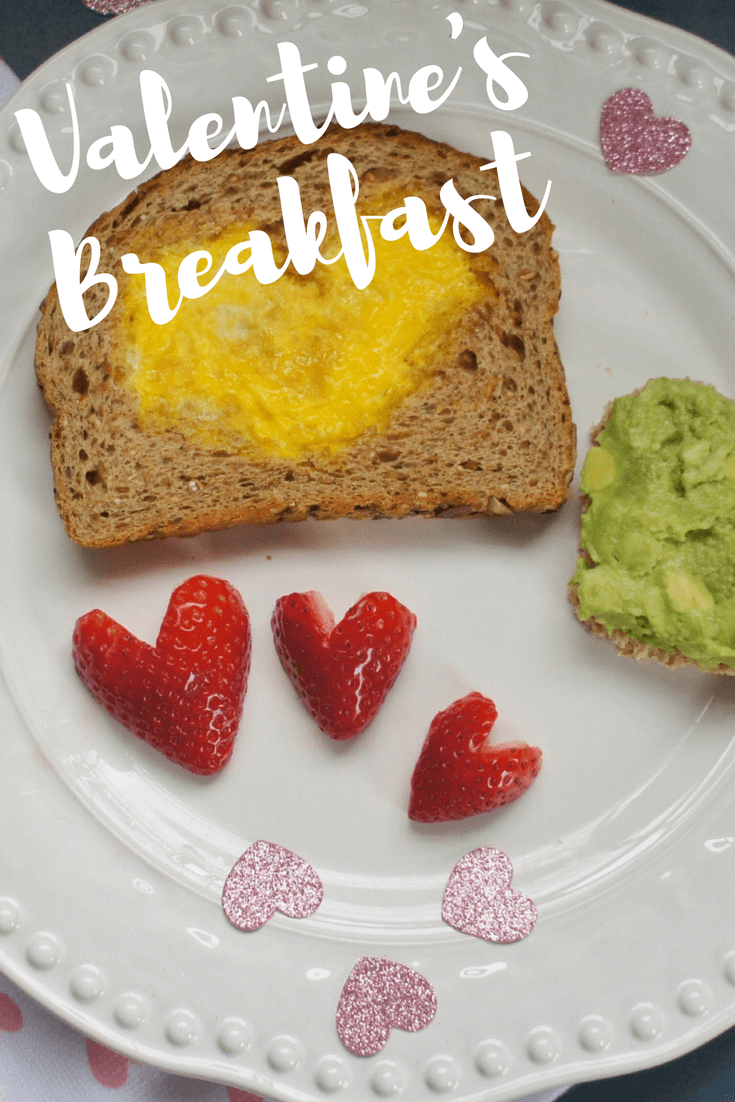Valentines Breakfast with Wish Farms Strawberries