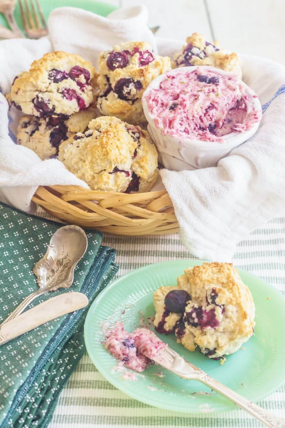 Blueberry Brunch Recipes Syrup & Biscuits Wish Farms