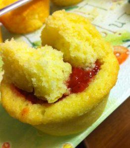Strawberry Pixie Cakes @Wish Farms