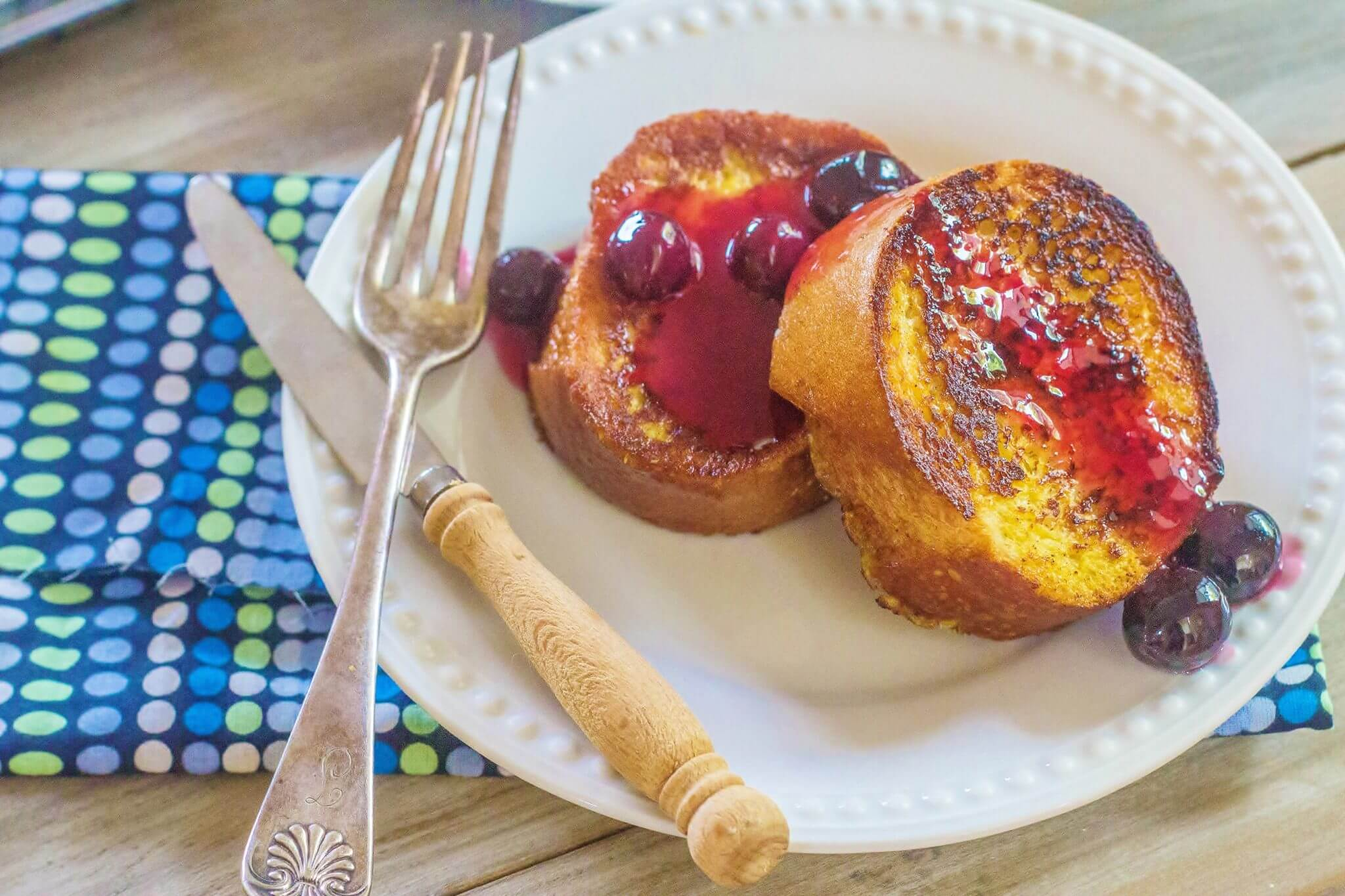 Mother's Day Overnight French Toast Recipe Syrup & Biscuits Wish Farms
