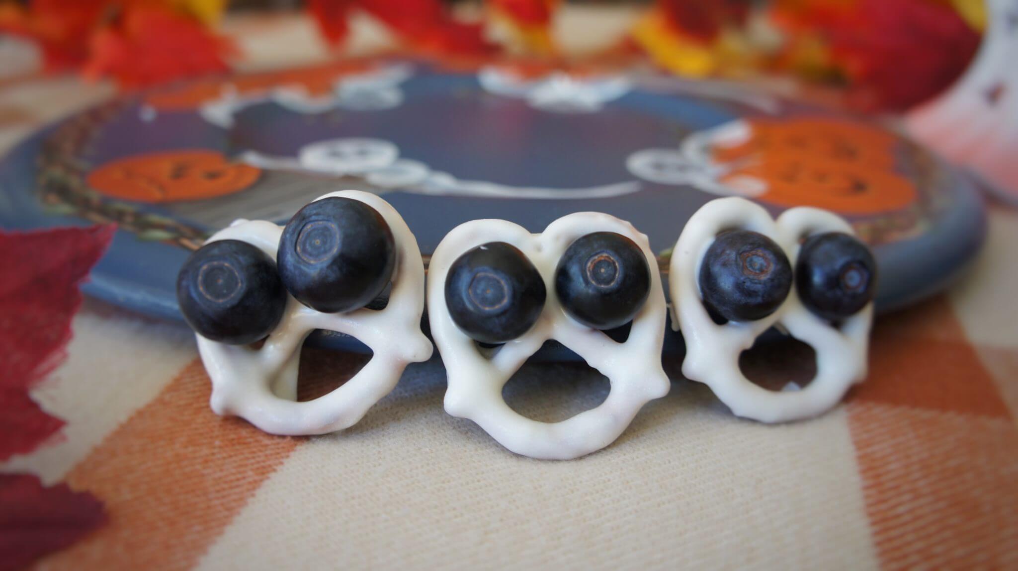 Halloween Treats Wish Farms Blueberry Pretzels