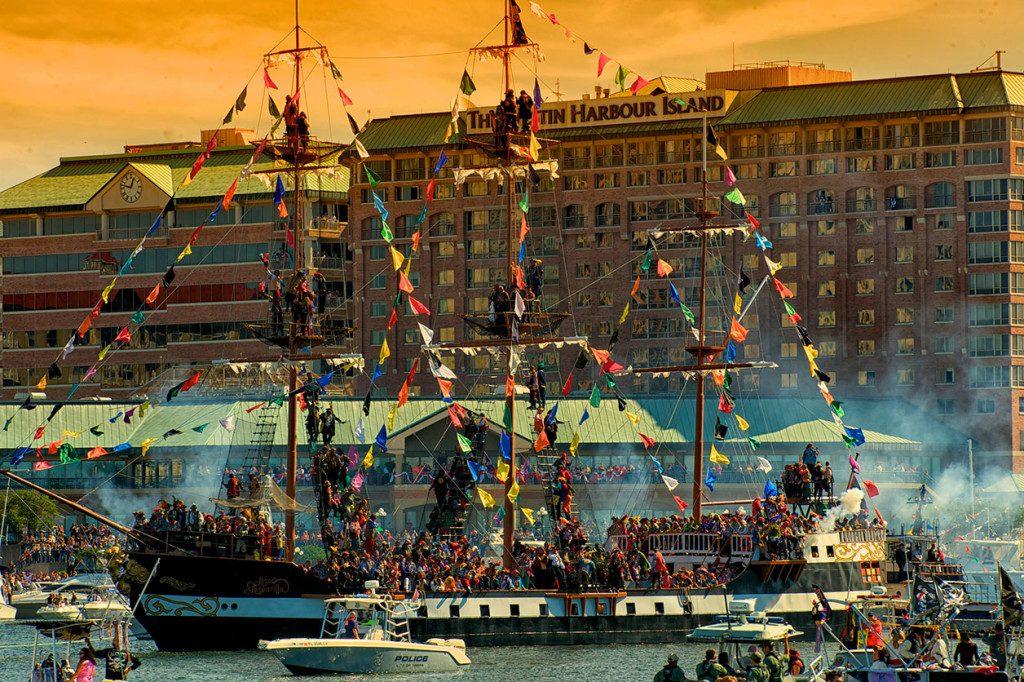 Tampa Gasparilla Festival