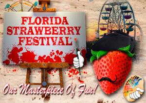 Florida Strawberry Festival - Plant City, FL @wishfarms