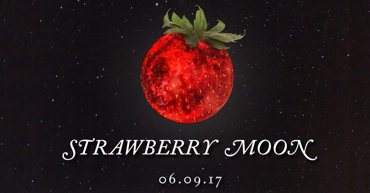 Strawberry Moon 06-09-17 Wish Farms Florida